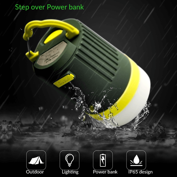 Rechargeable Camping Light